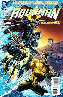 Aquaman Vol. 7 (2011-2016) (Comic-book) #15