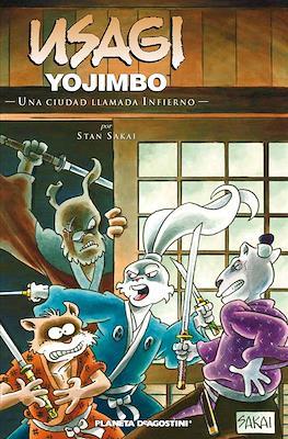 Usagi Yojimbo (Rústica 128-248 pp) #27