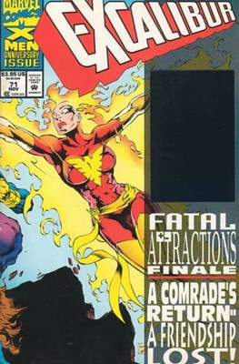 Excalibur Vol. 1 (Comic Book) #71
