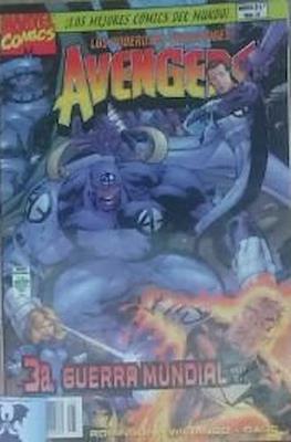 Los Poderosos Vengadores Avengers (Grapa) #26
