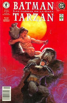 Batman / Tarzan: Las garras de la gata #1