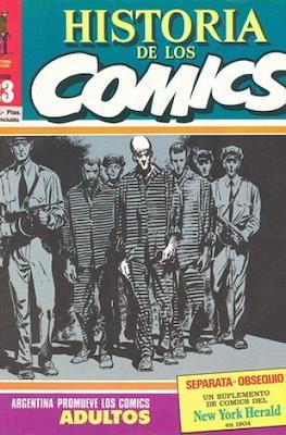 Historia de los Cómics (Grapa 32 pp) #23