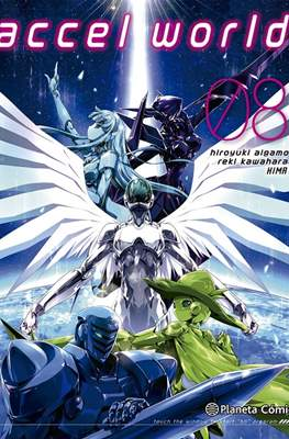 Accel World (Rústica con sobrecubierta) #8