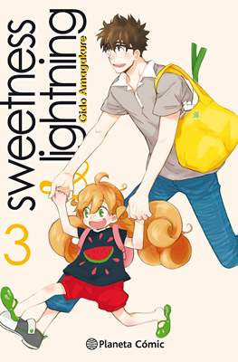 Sweetness & Lightning #3