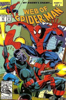 Web of Spider-Man Vol. 1 (1985-1995) (Comic-book) #97