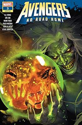 Avengers: No Road Home (Comic Book) #3