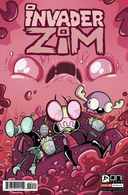 Invader Zim (Comic Book) #20