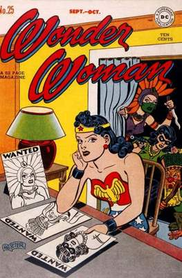 Wonder Woman Vol. 1 (1942-1986; 2020-) #25