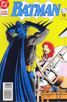 Batman (1987-1993) (Grapa) #72
