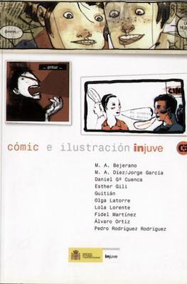 Certamen de Cómic Injuve (Rústica) #6