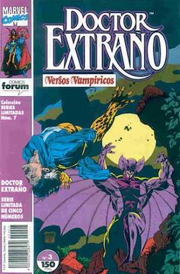 Doctor Extraño. Versos Vampíricos (Grapa 24 pp) #3