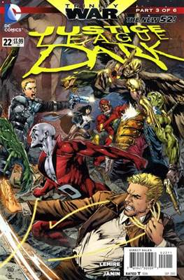 Justice League Dark Vol. 1 (2011-2015) (Comic-Book) #22