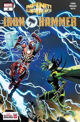 Infinity Wars: Iron Hammer #2