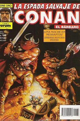 La Espada Salvaje de Conan. Vol 1 (1982-1996) (Grapa. B/N.) #133