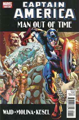 Captain America: Man Out of Time (Comic-book) #1