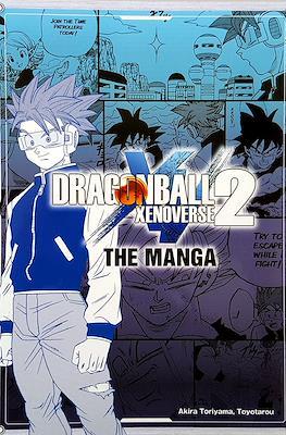 Dragon Ball Xenoverse 2 The Manga