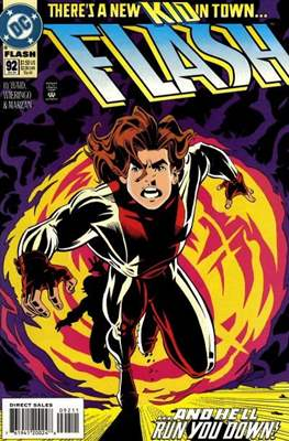 The Flash Vol. 2 (1987-2006) (Comic Book) #92