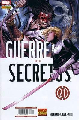 Guerreros secretos (2009-2012) (Grapa) #21
