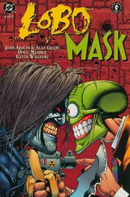 Lobo / Mask (Cartoné) #1