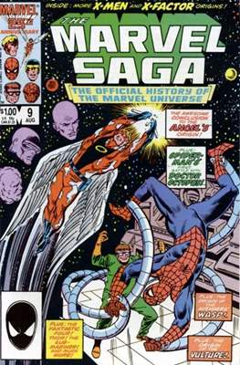 Marvel Saga (Comic-book.) #9