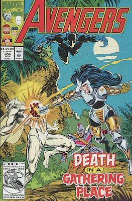 The Avengers Vol. 1 (1963-1996) (Grapa) #356