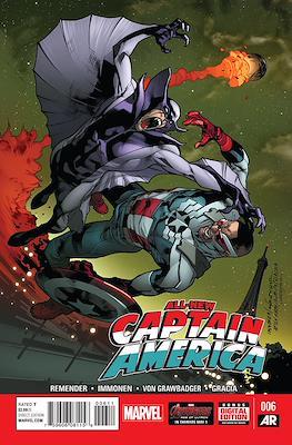 All-New Captain America (Comic Book) #6