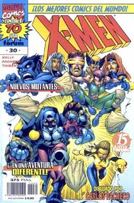 X-Men Vol. 2 / Nuevos X-Men (1996-2004) (Grapa 24 pp) #30