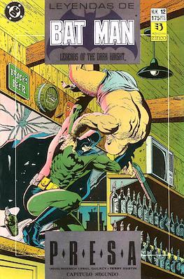 Leyendas de Batman. Legends of the Dark Knight #12