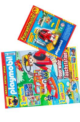 Playmobil (Grapa, 36 páginas, color) #30