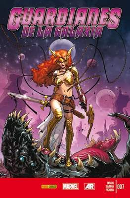 Guardianes de la Galaxia (2013-) #7
