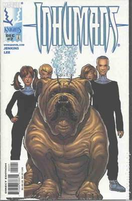Inhumans (1998-1999 Variant Cover) (Comic Book) #2