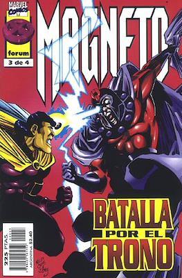 Magneto (Grapa. 17x26. 24 páginas. Color. 1997) #3