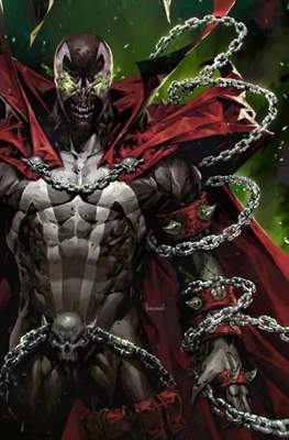Spawn (Variant Cover) (Comic Book) #303.2