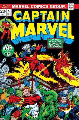 Captain Marvel Vol. 1 #27