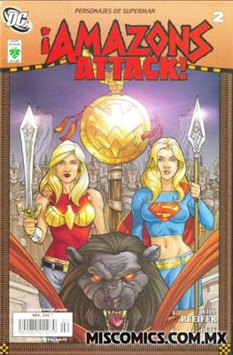 ¡Amazons Attack! #2
