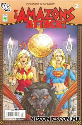 ¡Amazons Attack! (Rústica) #2