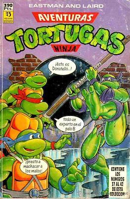 Aventuras Tortugas Ninja (Retapado, rústica) #7