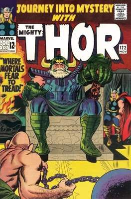 Journey into Mystery / Thor Vol 1 (Comic Book) #122