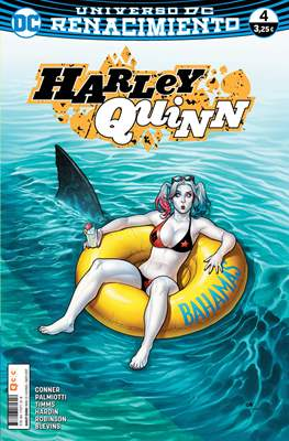 Harley Quinn. Nuevo Universo DC / Renacimiento #12 / 4