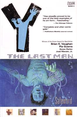 Y: The Last Man (Softcover 128-144-168 pp) #4