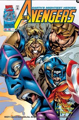 The Avengers Vol. 2 (1996-1997) (Digital) #2