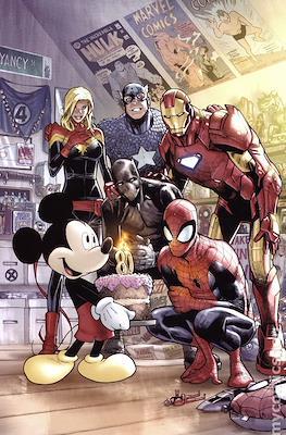 Marvel Comics #1000 (Variant Cover) #1.11