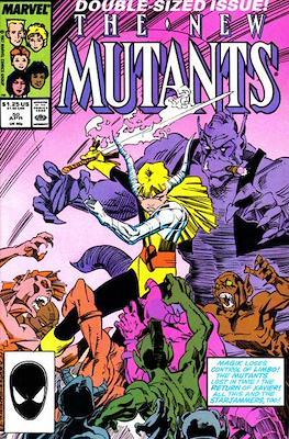 The New Mutants (Grapa) #50