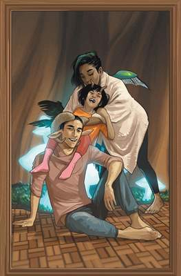Saga (Variant Covers) (Comic Book) #50
