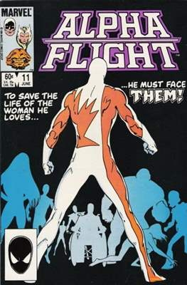 Alpha Flight Vol. 1 (1983-1994) #11