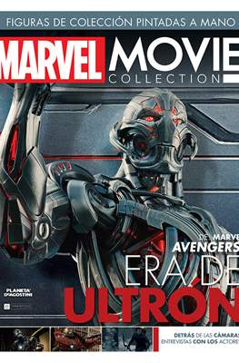 Marvel Movie Collection (Grapa) #21