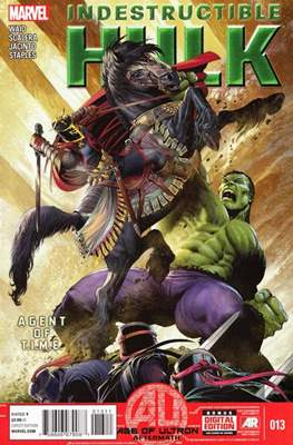 Indestructible Hulk (Comic Book) #13