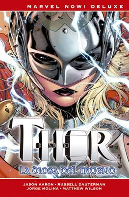 Thor de Jason Aaron. Marvel Now! Deluxe (Cartoné 312 pp) #3