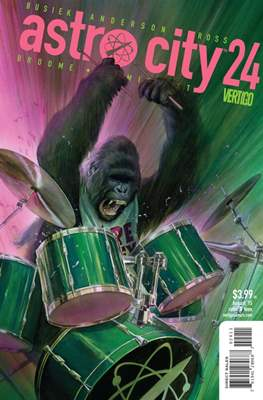 Astro City (Comic Book) #24