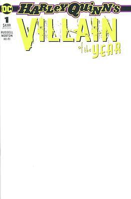 Harley Quinn's Villain Of The Year (Variant Cover)